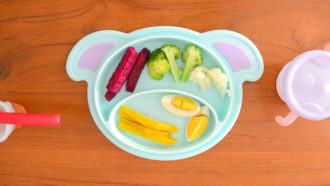 rapley baby led weaning